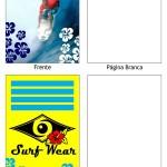 Criando a arte para postal 91x153mm