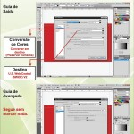 Configurando o PDF x-1a Illustrator