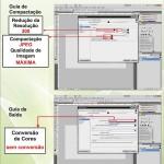 Configurando PDFx-1a no Photoshop